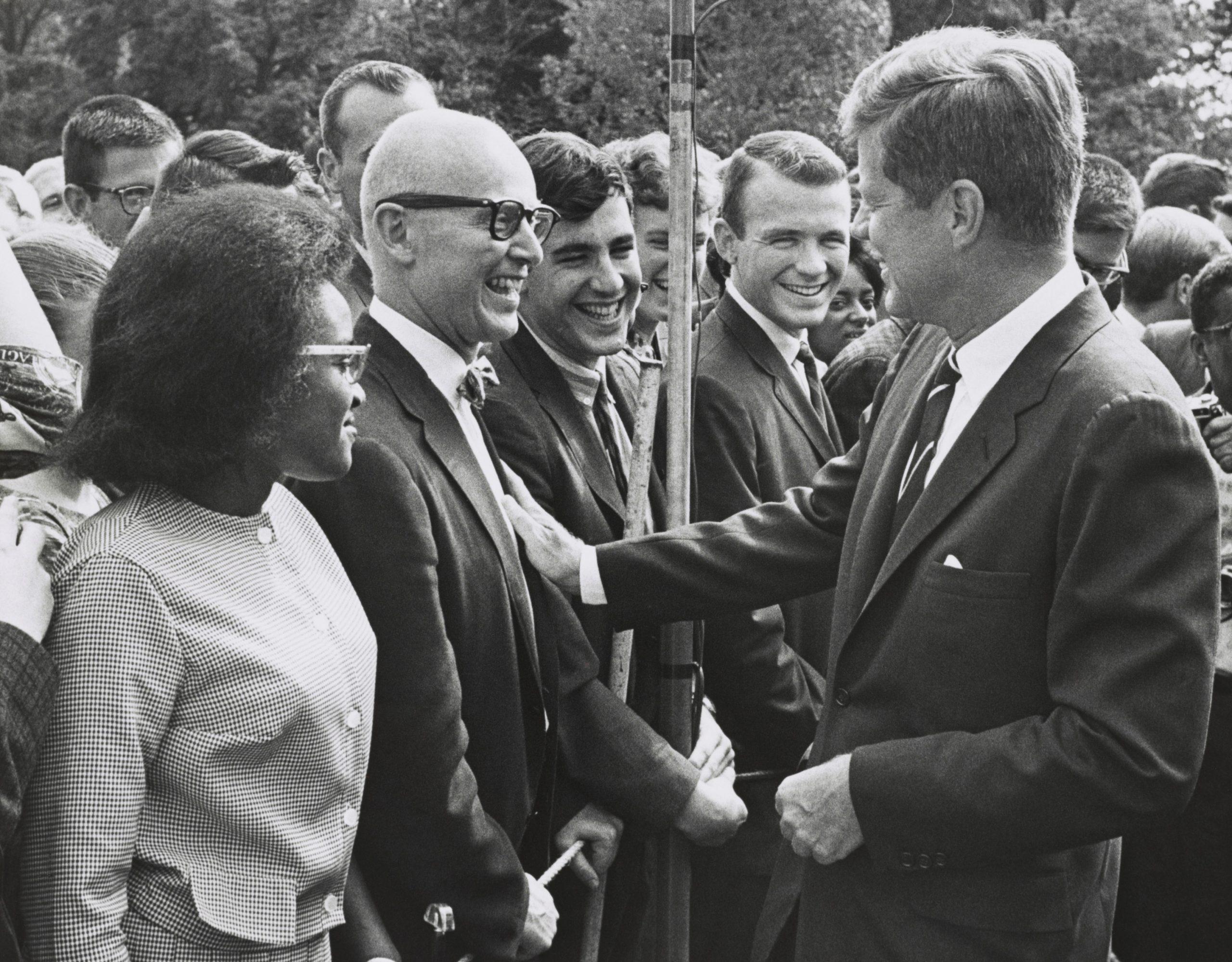 Peace Corps JFK